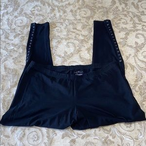 Old Navy LEGGINGS with Snap Details 2X